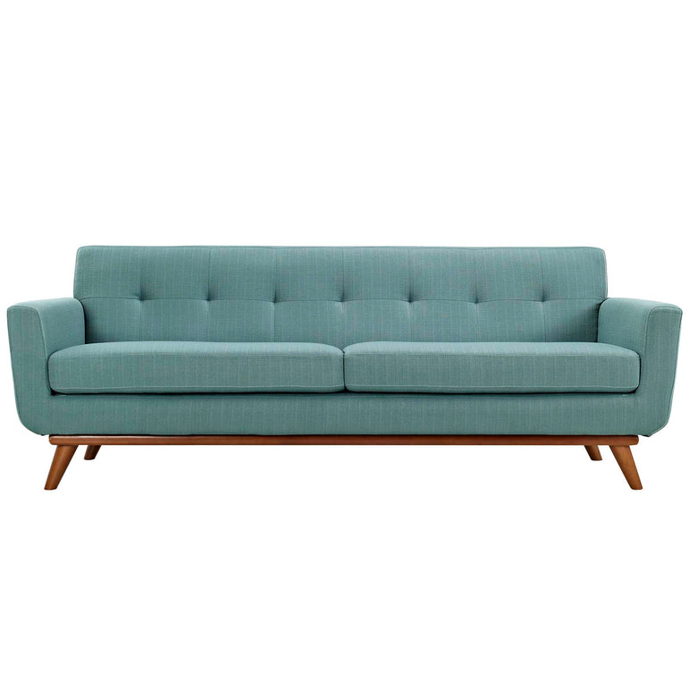 Engage Upholstered Fabric Sofa