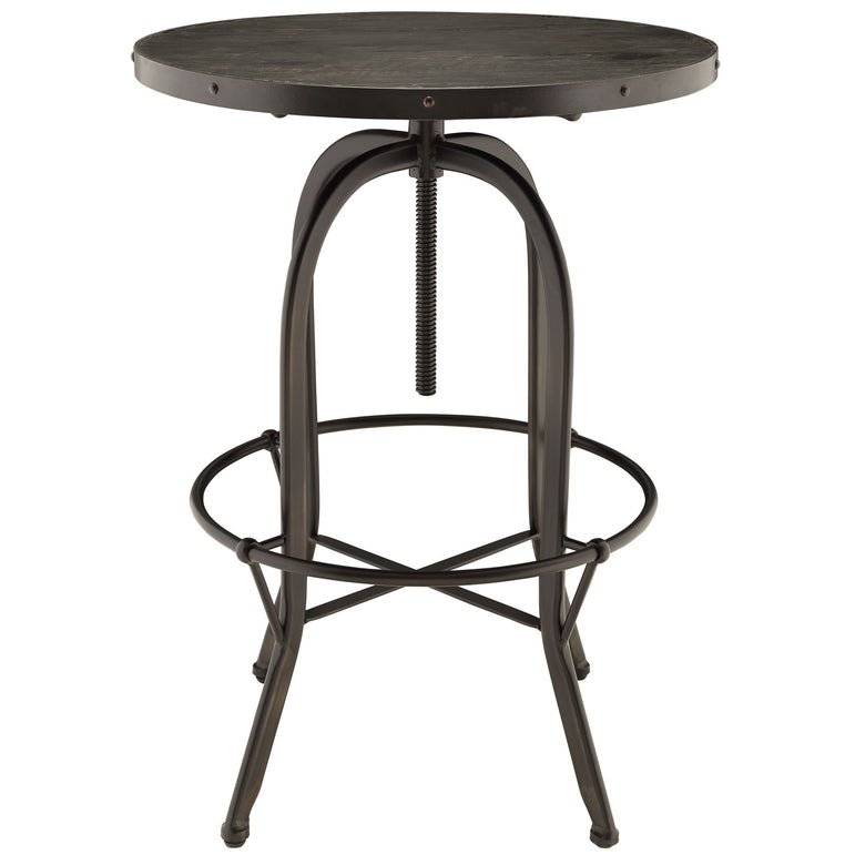 Sylvan Wood Top Bar Table