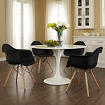 Pyramid Dining Armchair Set of 4