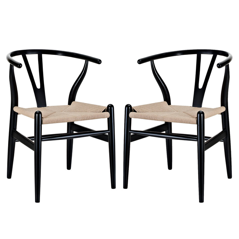 Amish Dining Armchair Set of 2