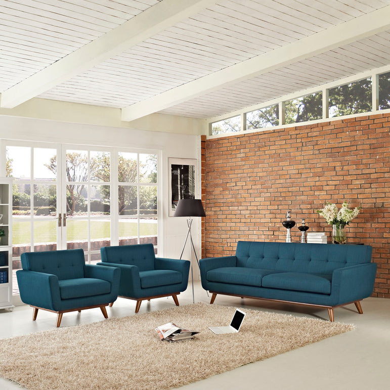Engage Armchairs and Sofa Set of 3