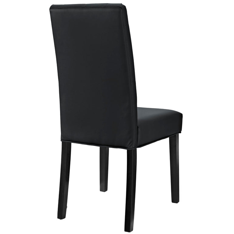 Confer Dining Vinyl Side Chair