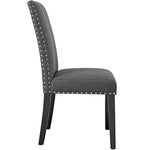 Parcel Dining Upholstered Fabric Side Chair