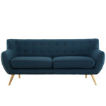 Remark Upholstered Fabric Sofa