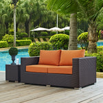 Convene Outdoor Patio Loveseat