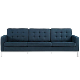 Loft Upholstered Fabric Sofa