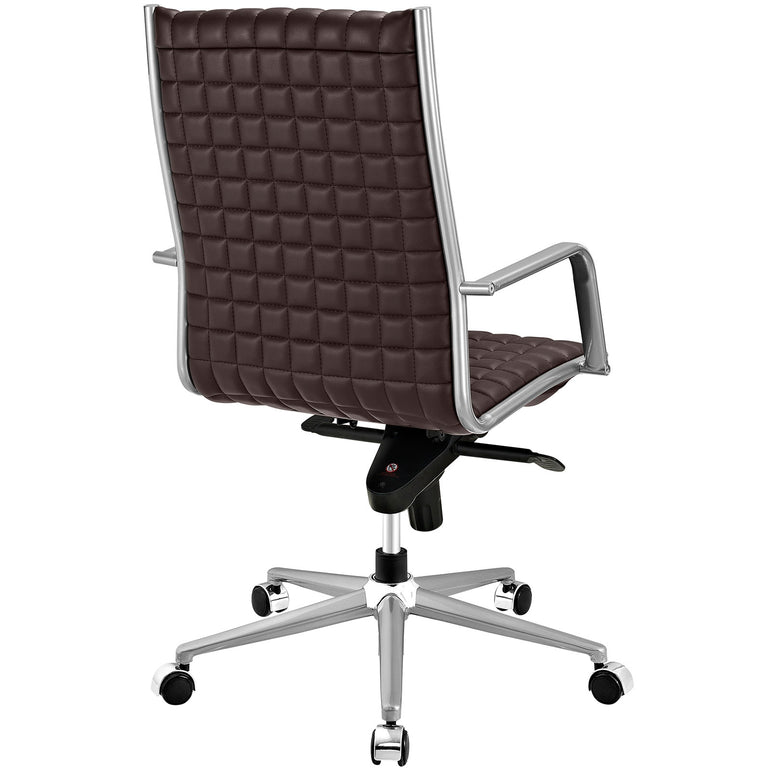 Pattern Highback Office Chair