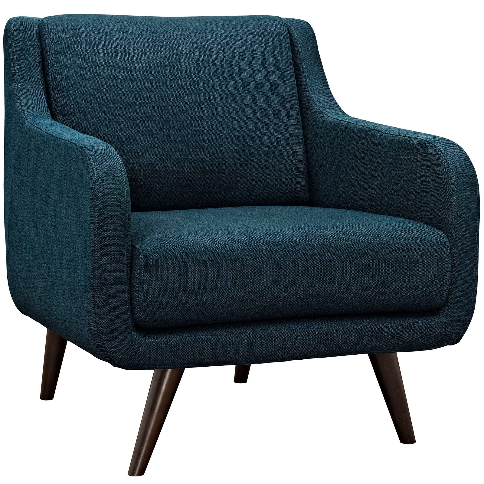 Verve Upholstered Fabric Armchair