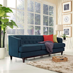 Coast Upholstered Fabric Sofa
