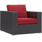 Convene 8 Piece Outdoor Patio Sofa Set