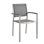 Shore Outdoor Patio Aluminum Dining Chair