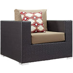 Convene 9 Piece Outdoor Patio Sofa Set