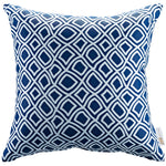 Modway Two Piece Outdoor Patio Pillow Set