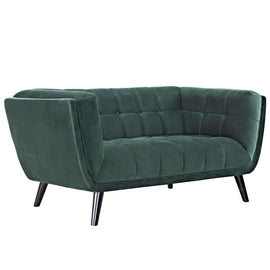 Bestow Performance Velvet Loveseat