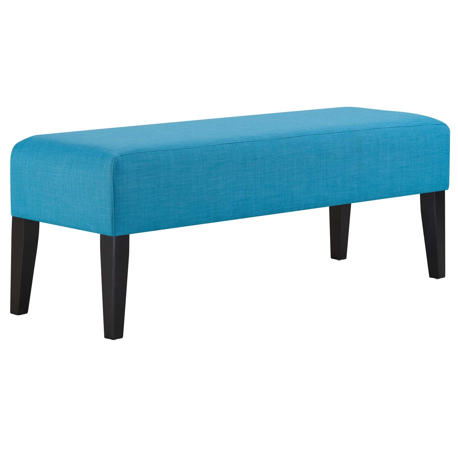 Connect Upholstered Fabric Bench