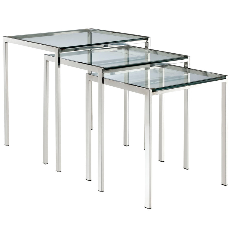 Nimble Nesting Table