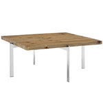 Diverge Wood Coffee Table