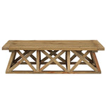 Camp Wood Coffee Table
