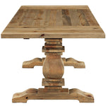 Rise Extendable Wood Dining Table