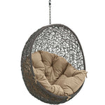 Hide Outdoor Patio Swing Chair Without Stand