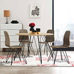 Satellite Circular Dining Table