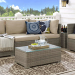 Repose Outdoor Patio Coffee Table