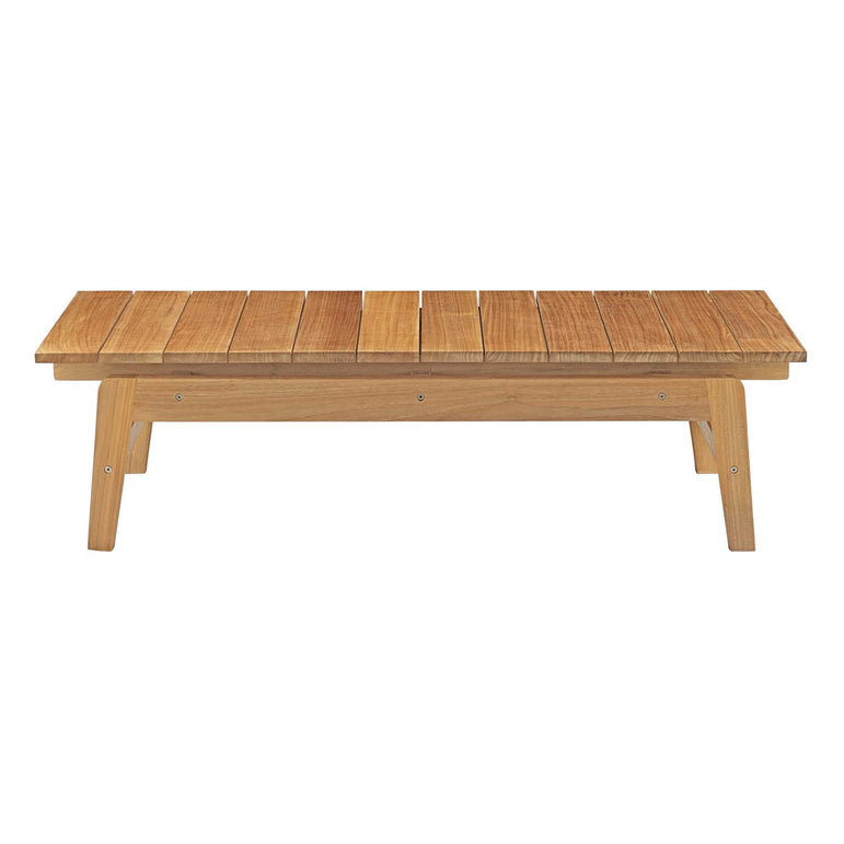 Bayport Outdoor Patio Teak Coffee Table