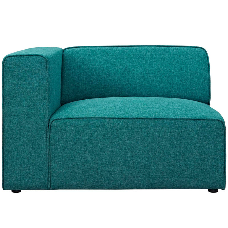 Mingle Fabric Left-Facing Sofa