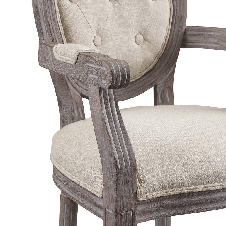 Arise Vintage French Dining Armchair
