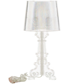French Petite Acrylic Acrylic Table Lamp