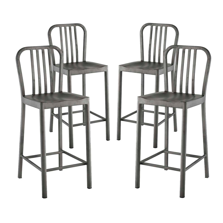 Clink Counter Stool Set of 4