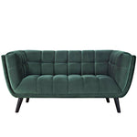 Bestow 2 Piece Performance Velvet Loveseat and Armchair Set