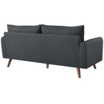 Revive Upholstered Fabric Sofa