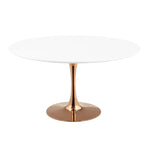 "Lippa 54"" Round Wood Dining Table"