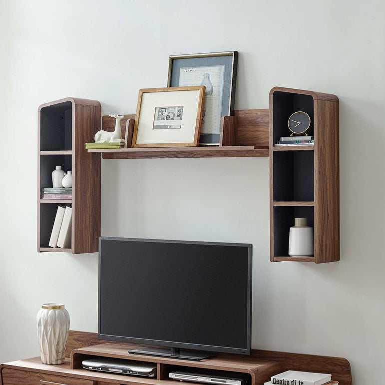 Omnistand Wall Mounted Shelves