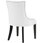 Marquis Dining Chair Faux Leather Set of 4