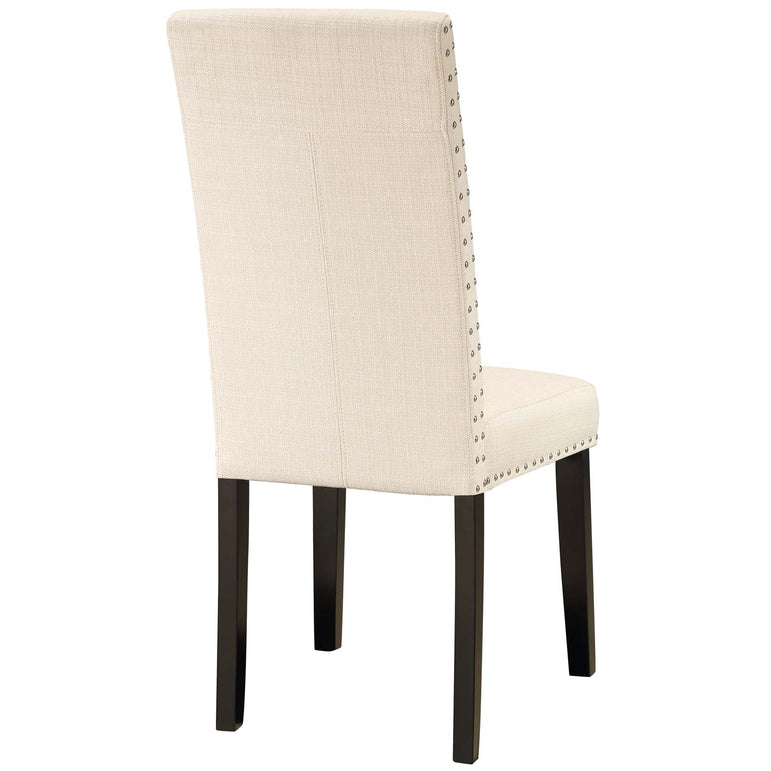 Parcel Dining Side Chair Fabric Set of 2