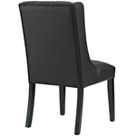 Baronet Dining Chair Vinyl Set of 2