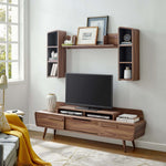 Omnistand 2 Piece Entertainment Center