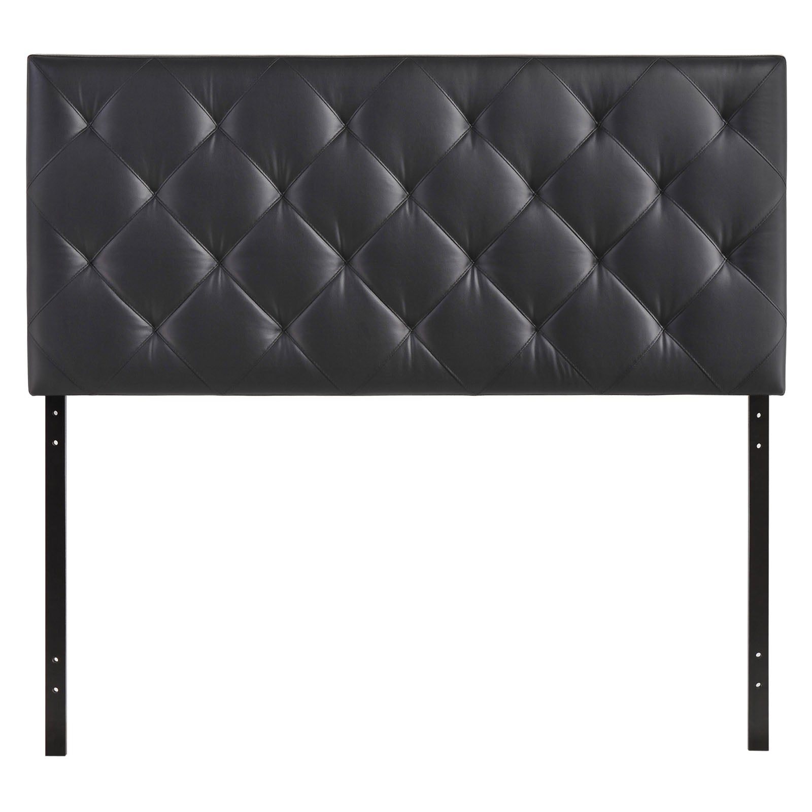 Theodore Queen Upholstered Vinyl Headboard