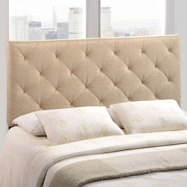 Theodore Full Upholstered Fabric Headboard