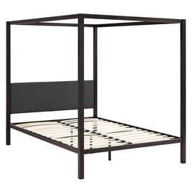 Raina Queen Canopy Bed Frame