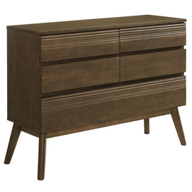 Everly Wood Dresser