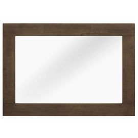 Everly Wood Frame Mirror