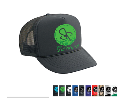 Beach Ball Logo Hat