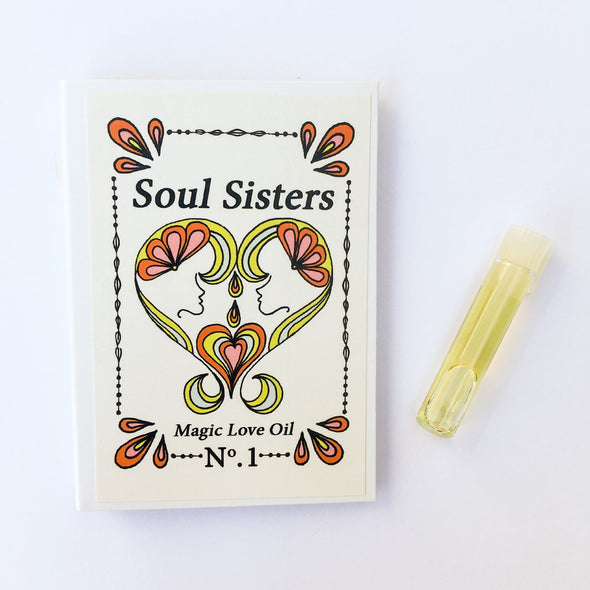Soul Sisters Magic Love Oil No.1 Tester