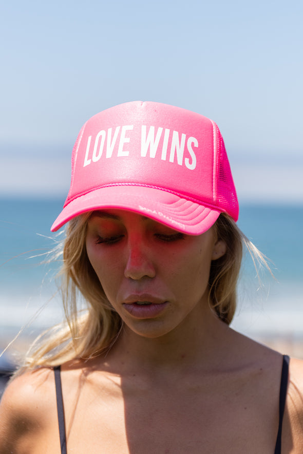 The Soul Project LOVE Wins Hat