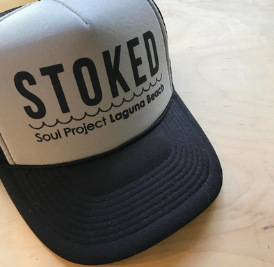 The Soul Project Stoked Hat