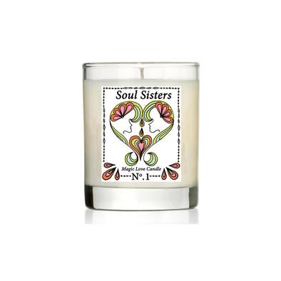 Soul Sisters Magic Love Candle No.1