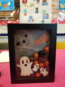 Boo Shadow Box